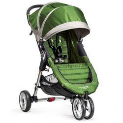 Wózek BABY JOGGER City Mini Single zielono-szary 11440
