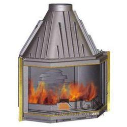 Wkład kominkowy LAUDEL 850 Pryzmatyczny 16 kW 6385-56