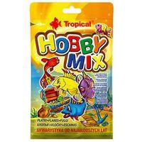 TROPICAL Hobby Mix- pokarm uniwersalny dla rybek 12g