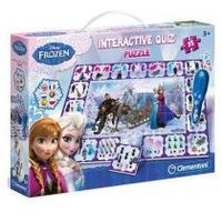 Clementoni Puzzle Interaktywne 35 el. Frozen 13289