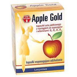 Apple Gold kaps.z octu jabłk. kaps. - 30 kaps.