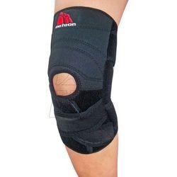 Ściągacz, stabilizator kolana sprężynowy, neoprenowy Meteor