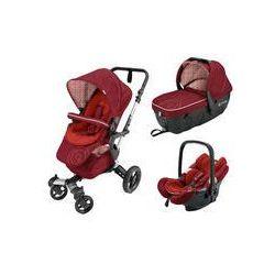 Wózek wielofunkcyjny Neo 3w1 Travel Set Concord (tomato red)