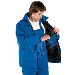 Kurtka ocieplana 1000 Kegel- Błażusiak (niebieskie)