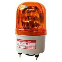 Lampa sygnalizacyjna 230V - kogut ostrzegawczy.