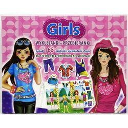 Girls Wyklejanki przebieranki