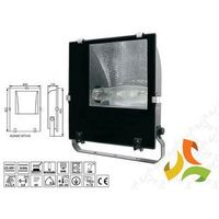 Naświetlacz metalohalogenkowy 400W M-H ADAMO Kanlux asymetryczny