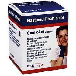 Elastomull 4mx6cm opaska uciskowa niebieska 1 szt.