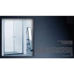 DRZWI PRYSZNICOWE AXISS GLASS AN6222K 1000mm