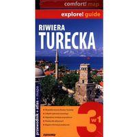 Riwiera Turecka 3w1 Przewodnik + Atlas + Mapa (opr. miękka)