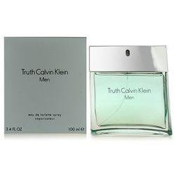 Calvin Klein Truth for Men woda toaletowa dla mężczyzn 100 ml + do każdego zamówienia upominek.