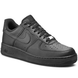 Buty NIKE - Air Force 1 '07 315122 001 Black