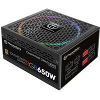 Thermaltake Toughpower Grand RGB 650W Mod. (80+ Gold, 4xPEG, 140mm)