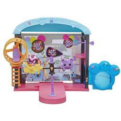 Figurka HASBRO Littlest Pet Shop Zestaw Park Linowy B0249 WB4