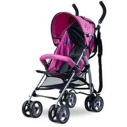 Caretero Alfa wózek dziecięcy spacerówka lavenda