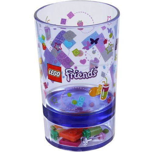 850963 Kubek Przyjaciółek Lego Friends Tumbler 2014 Lego