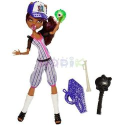 Clawdeen Wolf Sportowe upiorki Monster High