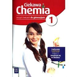 CIEKAWA CHEMIA 1 GIMNAZJUM ĆWICZENIA (opr. broszurowa)
