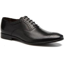 promocje - 20% Buty sznurowane Marvin&Co Nicobouti Męskie Czarne 100 dni na zwrot lub wymianę