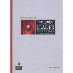 Language Leader Upper Intermediate Ćwiczenia Bez Klucza + CD (opr. miękka)