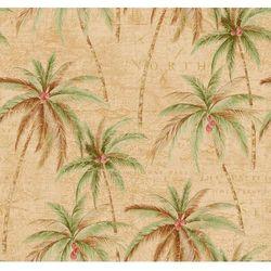 TR 20001 Tapeta Seabrook palmy kokosowe Trinidad