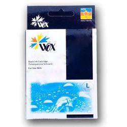 Tusz WOX-B1280BN Black do drukarek Brother (Zamiennik Brother LC1280XL-BK) [35ml]
