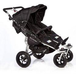 Wózek TFK Twinner Twist Duo Czarny