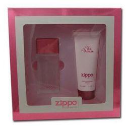Zippo Zestaw The Woman (EDP 30 ml + SG 75 ml) - Zippo