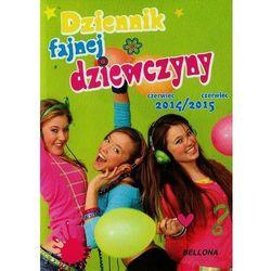 Dziennik fajnej dziewczyny 2014/2015 - wyprzedaż