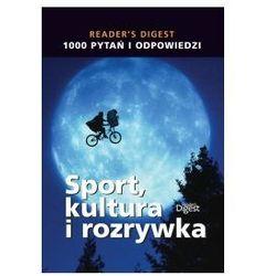 1000 Pytań i odpowiedzi. Sport, kultura i rozrywka (Readers Digest)