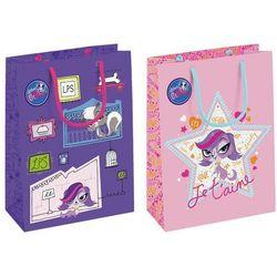 Starpak, Littlest Pet Shop, torebka prezentowa T4, 26x32x13 cm Darmowa dostawa do sklepów SMYK