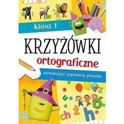 KRZYZOWKI ORTOGRAFICZNE KL.1-AKSJOMAT (opr. broszurowa)