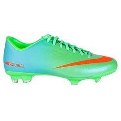 Korki Nike Mercurial Victory IV FG - Lanki Nike - 555613-380 Promocja iD: 6929 (-48%)