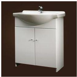DEFTRANS HIT Zestaw łazienkowy szafka + umywalka 75 026-D-0750+1523