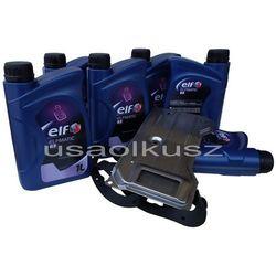 Mineralny olej ATF III + filtr oleju skrzyni biegów AW4 Jeep Comanche FT1102 / AT42