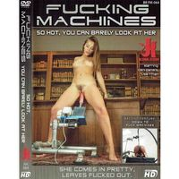 DVD-FUCKING MACHINES So Hot, You can Barely Look at Her