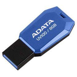 ADATA pamięć UV100 8GB USB 2.0 Blue