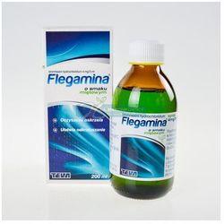 FLEGAMINA syrop o smaku miętowym 200 ml