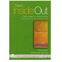 Inside Out New Elementary WB with key MACMILLAN - Sue Kay, Vaughan Jones (opr. miękka)