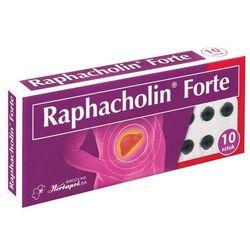 Raphacholin Forte 10 tabl.
