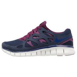 Nike Sportswear FREE RUN 2 EXT Tenisówki i Trampki mid navy/deep royal blue/mulberry/purple