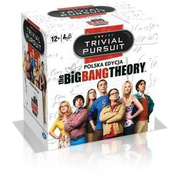 Gra Trivial Pursiut Big Bang Theory PL