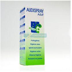 Audispray Adult Roztwór wody morskiej higieny uszu 50 ml
