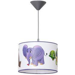 ZWIERZĄTKA I zwis - żyrandol/lampa wisząca