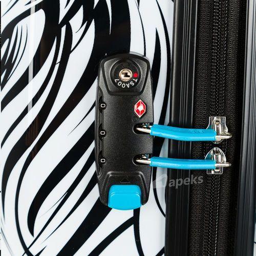 3af5ad16c6286 BG Berlin URBE średnia walizka na 4 kółkach 65 cm / Roar - Roar ...