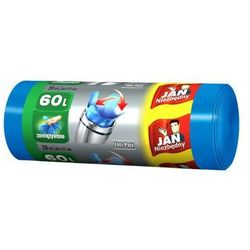 Worki na śmieci JAN NIEZBĘDNY HD Easy Pack 60l 20szt.