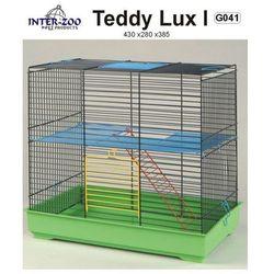 Inter-Zoo klatka dla chomika Teddy Lux I