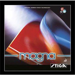 STIGA Magna - Okładzina - Czerwony
