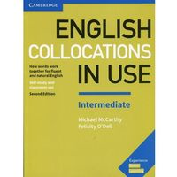 English Collocations in Use Intermediate - Cambridge University Press (opr. miękka)