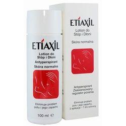 ETIAXIL Lotion antyperspirant do stóp i dłoni - skóra normalna 100ml